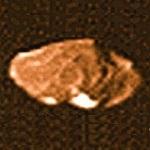 Фото спутника Амальтеи