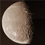 Фото спутника Ариэль