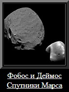 Фобос и Деймос - спутники Марса