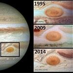 Юпитер - Большое Красное пятно