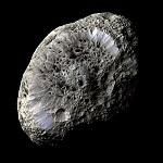 Фото спутника Гиперион