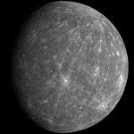 Фотография планеты Меркурий