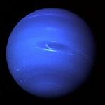 Фотография планеты Нептун