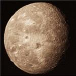 Фото спутника Оберон