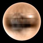 Фотография Плутона