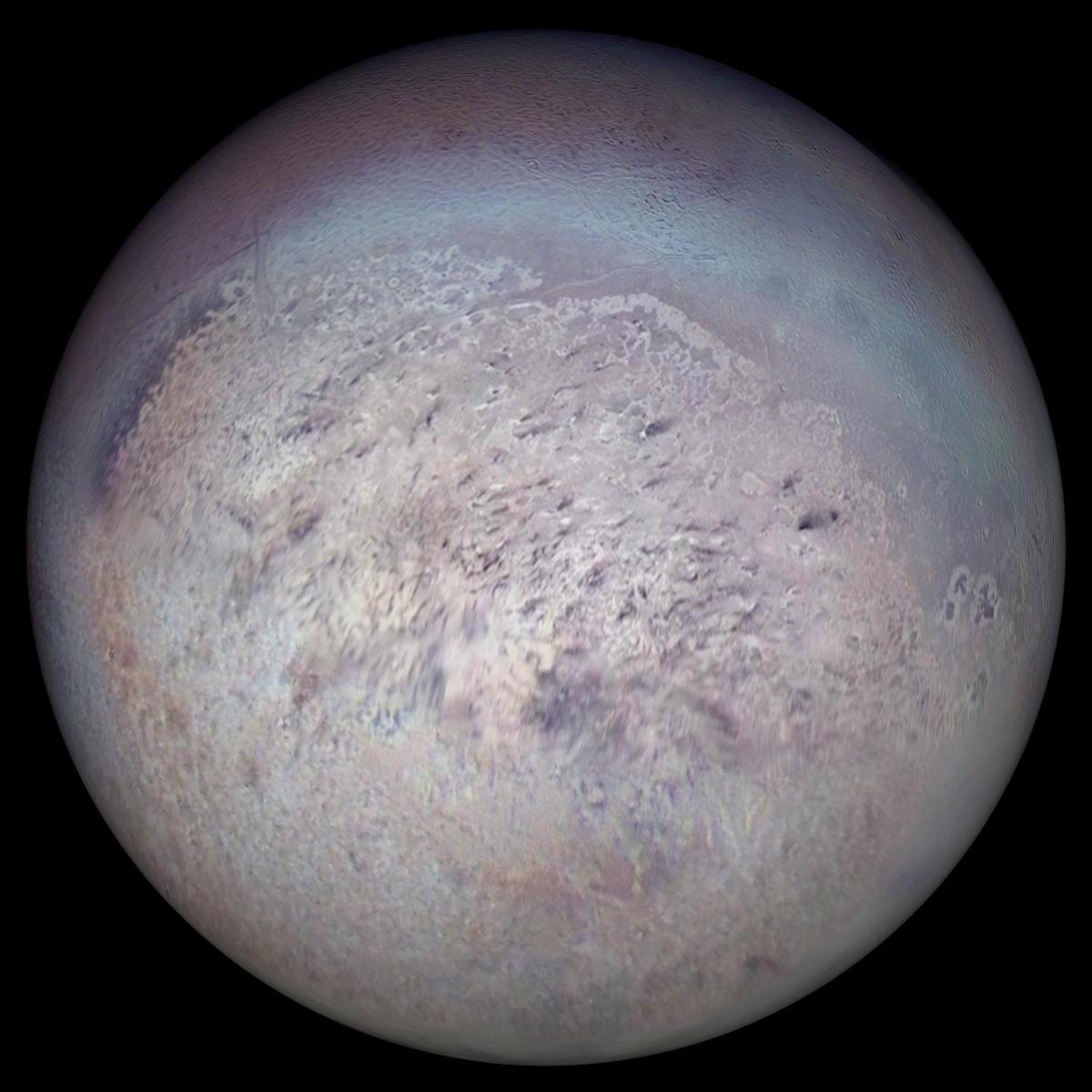 Тритон – спутник с задатками планеты