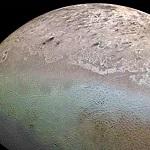Фотография спутника Тритон