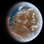 На Марсе была вода