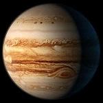 Фото планеты Юпитер