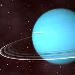 Изображение планеты Уран